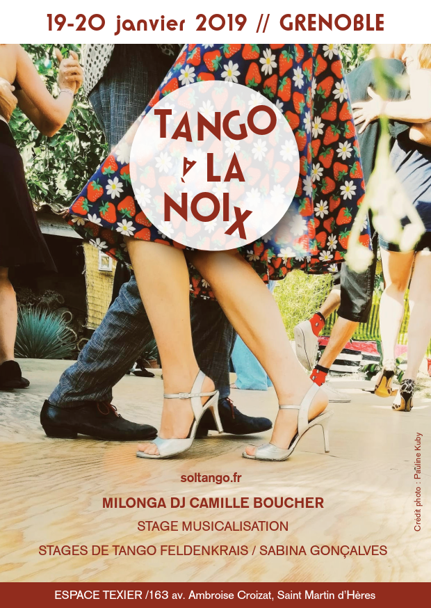 ♫♫   Tango à la Noix #4   ♫♫
