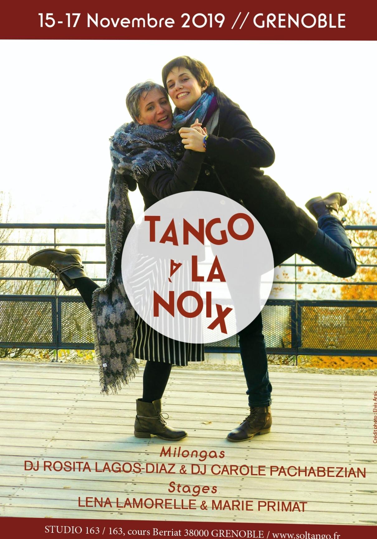 Inscriptions Tango à la Noix #5